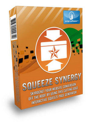 Product picture Squeeze Synergy - Resell Rights
